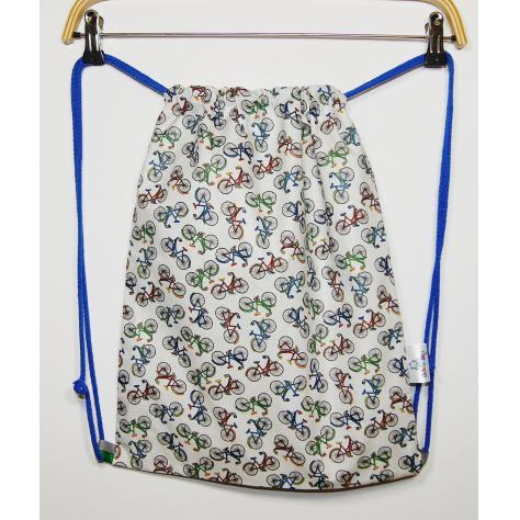 worek-plecak z rowerami