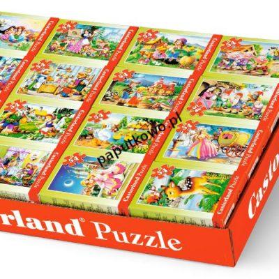 Puzzle Castorland mini 54 el. (A-08521)