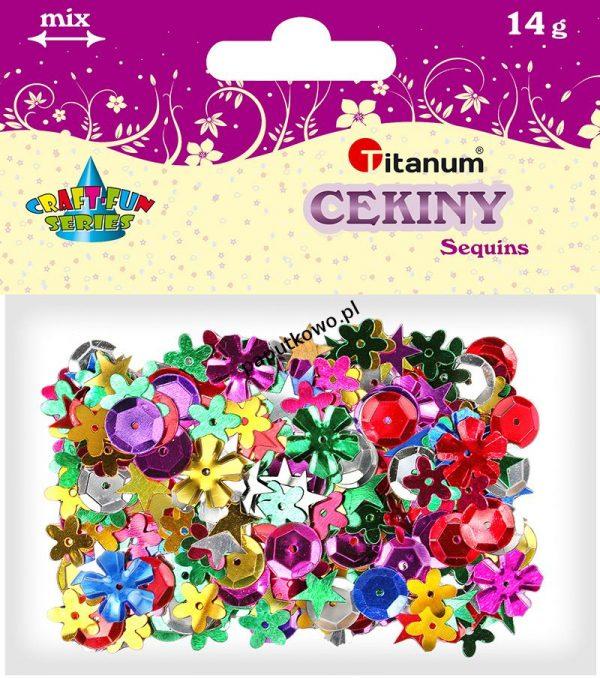 Konfetti Titanum Craft-Fun Series Mix kształtów