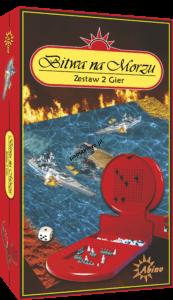 Gra strategiczna BITWA NA MORZU Abino Bitwa Morska (405364)