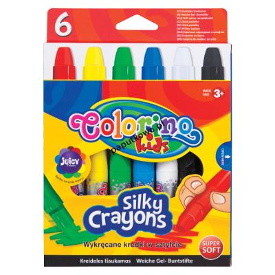Kredki świecowe Patio Colorino 6 kol. (36061)