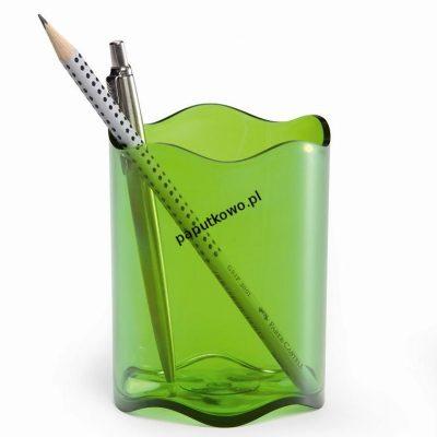 Pojemnik na długopisy Durable Trend kolor: zielony (1701235017)