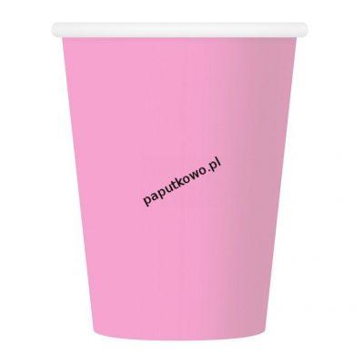 Kubek jednorazowy Godan jednokolorowe j.różowe 270 ml (PF-KJJR)