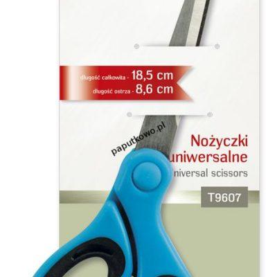 Nożyczki Titanum soft 18,5 cm (T9607)