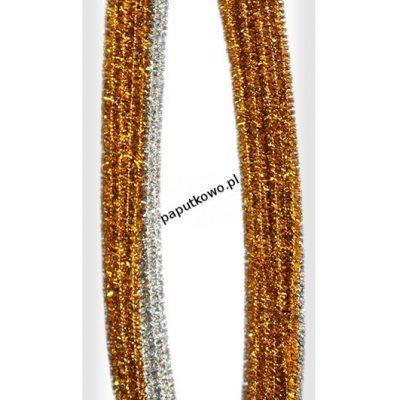Drut Titanum Craft-fun Craft-Fun Series druciki kreatywne kolor: złoty/srebrny 14 szt (109 60 003)