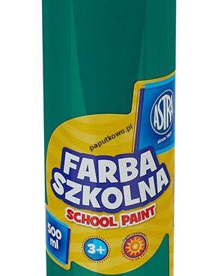 Farby plakatowe Astra kolor: szmaragdowy 500 ml 1 kol. (301112010)