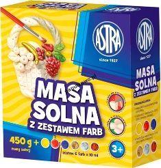 Ciastolina Astra 6 kol. 450g (324109001)
