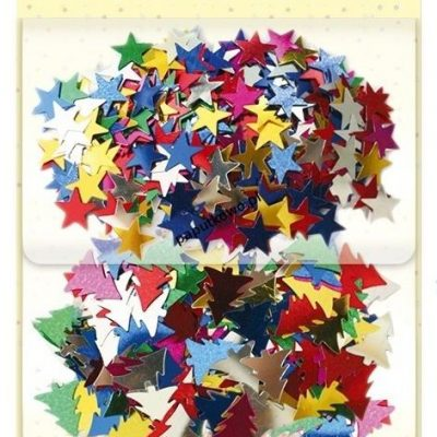 Zestaw konfetti Titanum Craft-Fun Series 3 wzory x 7g
