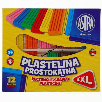 Plastelina Astra 12 kol. mix (5901137102405)