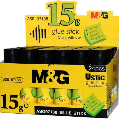 Klej w sztyfcie M&G 15 g (ASG97138)
