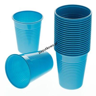 Kubek jednorazowy Dorplast turkusowy 200 ml 200 ml (K200TR)