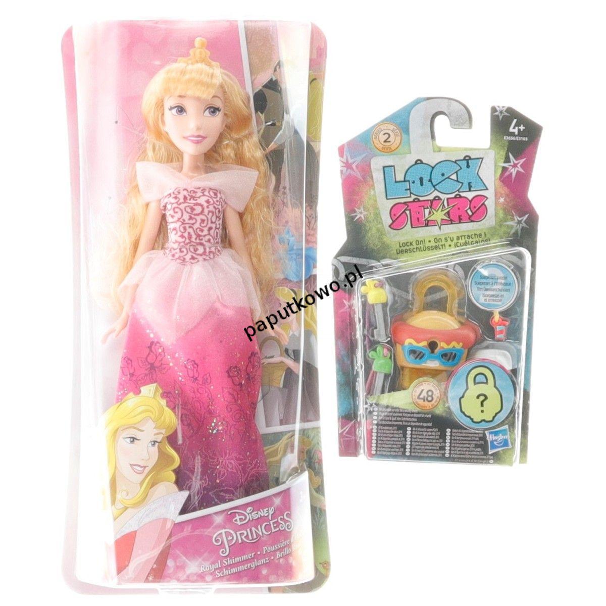 Lalka Hasbro Disney KSIĘŻNICZKI (B6446)