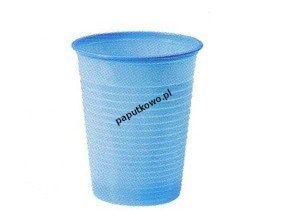 Kubek jednorazowy Dopla niebieski jasny 200 ml 200 ml (K200JN)
