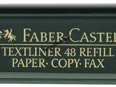 Zakreślacz Faber Castell, żółty wkład 5,2 mm (154807)
