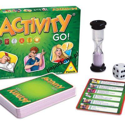 Gra interaktywna Activity Go! Piatnik Piatnik Activity (7455)