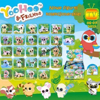 Figurka zestaw Simba Yaahoo & Friends (105955237026)