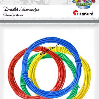 Drut Titanum Craft-fun drut dekoracyjny Craft-fun (MT)