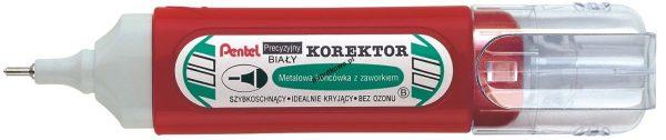 Korektor w długopisie (piórze) Pentel 12 ml (ZLC 31W)