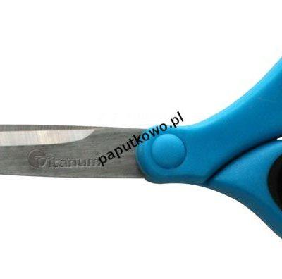 Nożyczki Titanum soft 21 cm (T9608)