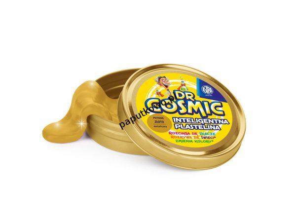 Plastelina Astra 1 kol. Dr Cosmic Płynne Złoto złota (336117001)