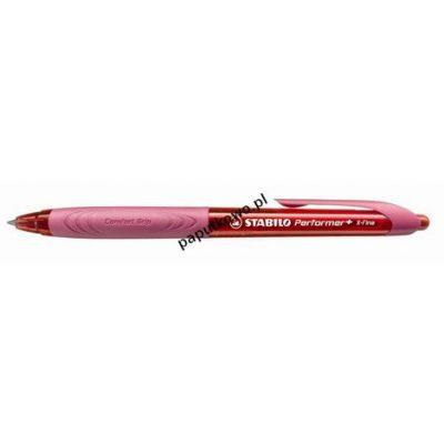 Długopis Stabilo Performer+ X-Fine, niebieski wkład 0,38 mm (328/3-40)