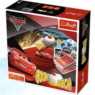 Gra karciana Trefl Cars Boom Boom (01491)