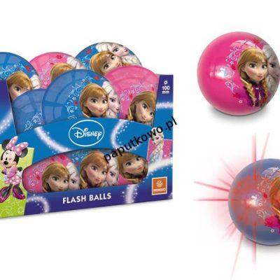 Piłka miękka guma Mondo Disney Frozen (G030813)