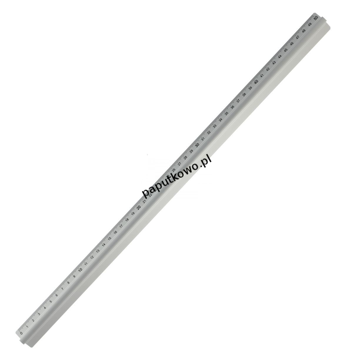 Linijka metalowa Leniar 50 cm (30319)