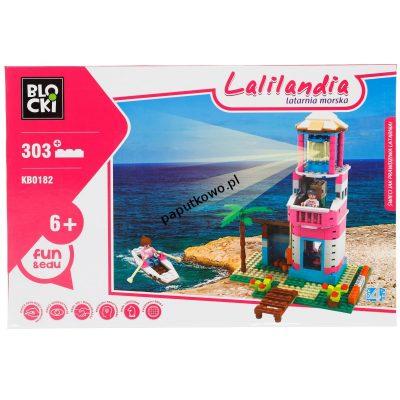 Klocki plastikowe LALILANDIA KB0182