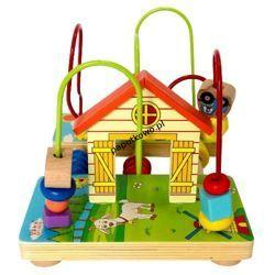 Zabawka edukacyjna Smily Play Zapętlona Farma (DT1706)