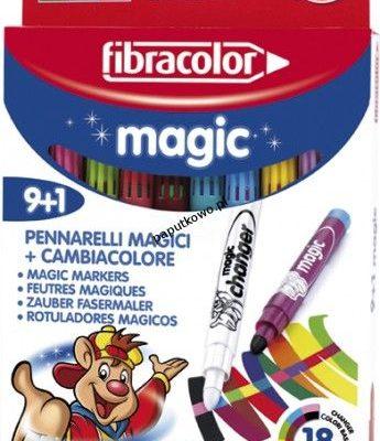 Flamaster Fibracolor 10 kol.