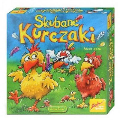 Gra planszowa SKUBANE KURCZAKI (1121800)