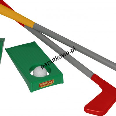 Gra zręcznościowa golf Wader golf 6 el (52704)