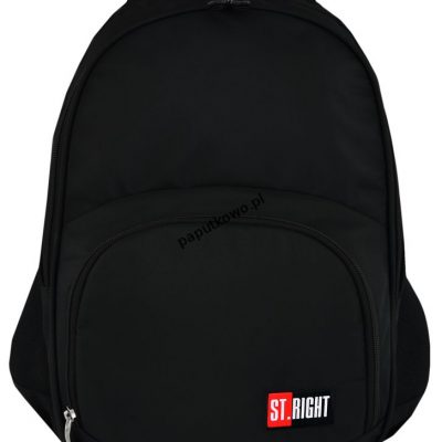 Plecak St.Right BLACK (BP-23)