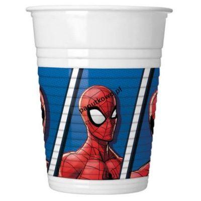Kubek jednorazowy Godan Spiderman 200 ml (89447)