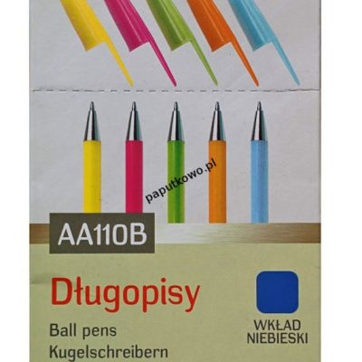 Długopis Titanum Neon (AA110B)