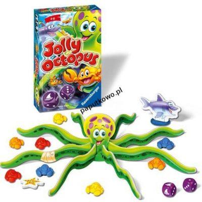 Gra planszowa Ravensburger jolly octopus (rag233762)