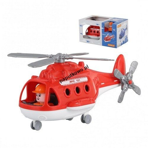 Helikopter Wader strażacki alfa śmigłowiec (68651)