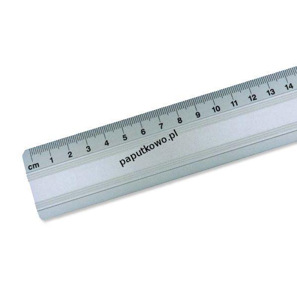 Linijka aluminiowa Leniar 30 30 cm (30071)