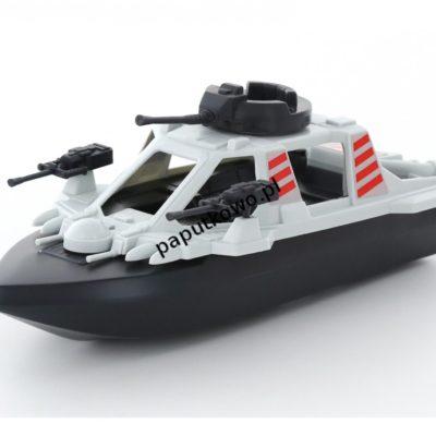 Motorówka Wader łódź straży granicznej (61584)