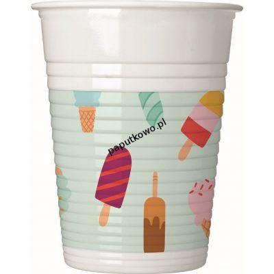 Kubek jednorazowy Godan ice cream passion 200 ml (89402)