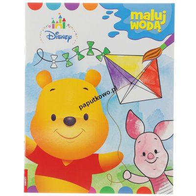 Książka dla dzieci Ameet Disney Maluch. Maluj Wodą