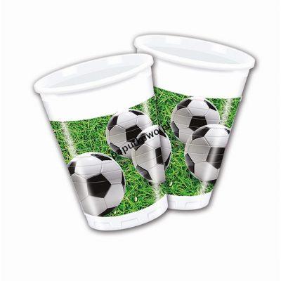 Kubek jednorazowy Godan kokliko football party 200 ml (86870)