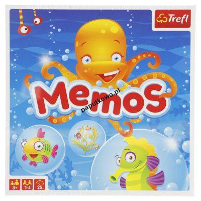 Gra pamięciowa Trefl Fozen Memos (01611)