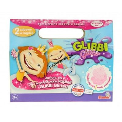 Zabawka do kąpieli Simba Masa Glibbi Glitter (398968)