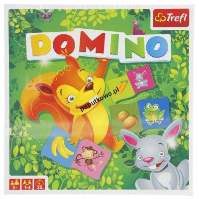 Gra logiczna Domino Trefl ilustrowane (01610)