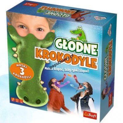 Gra zręcznościowa głodne krokodyle Trefl głodne krokodyle (01624)