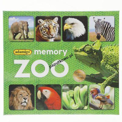 Gra pamięciowa memory Adamigo MEMORY ZOO