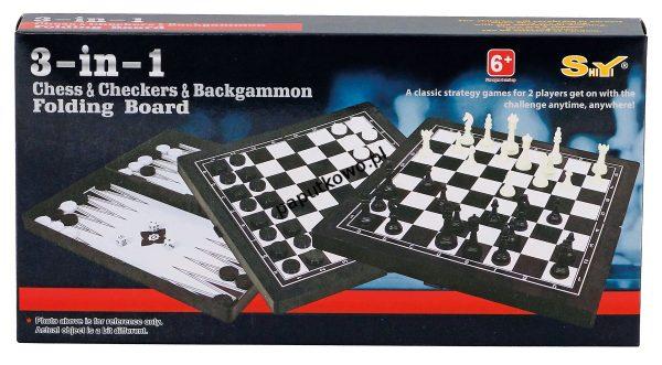 Gra logiczna Szachy Adar szachy (427792)