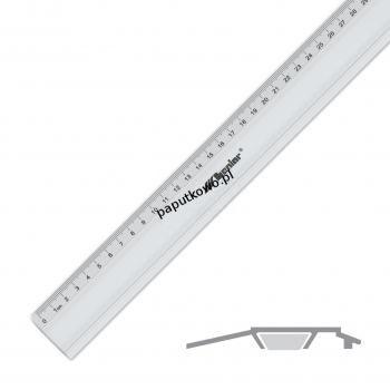 Linijka aluminiowa Leniar 50 cm